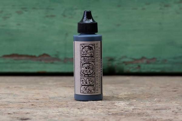 Abwaschbare Flüssigkreide Charcoal - Iron Orchid Designs (IOD)