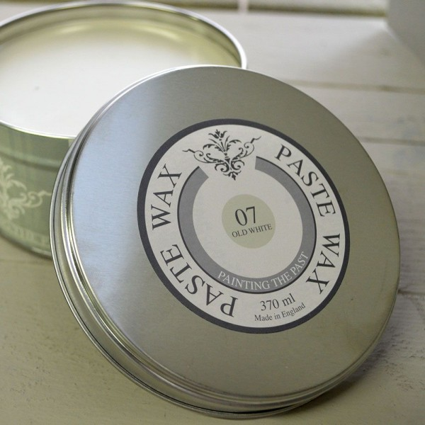 Wax Old White- 370ml - Painting The Past