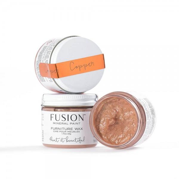 """Möbel Wachs """"Copper"""" von Fusion Mineralpaint - Metallic"""