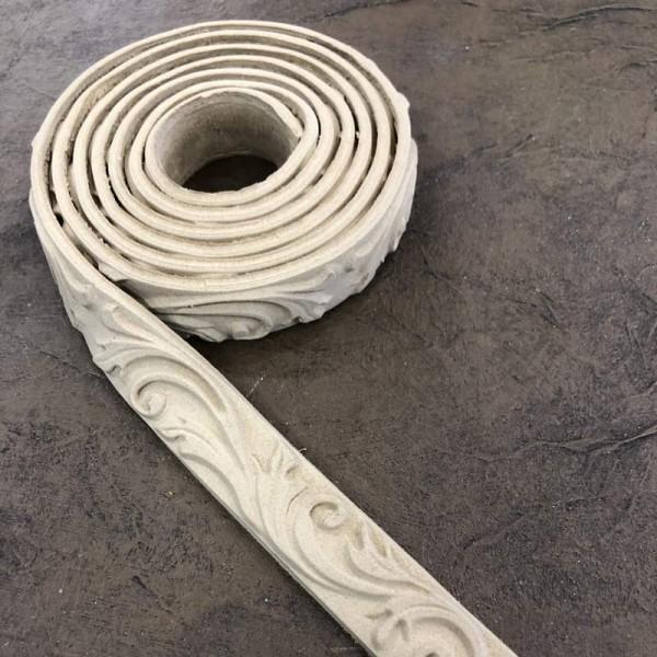 WoodUbend Trimming - Ornament gerollt - 210 x 2,0 cm