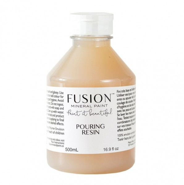 Pouring Resin von Fusion