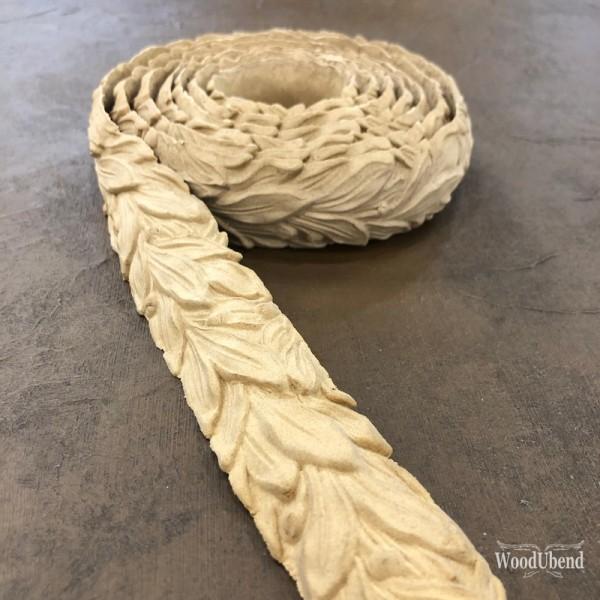 WoodUbend Trimming - Ornament gerollt - 210 x 3,3 cm