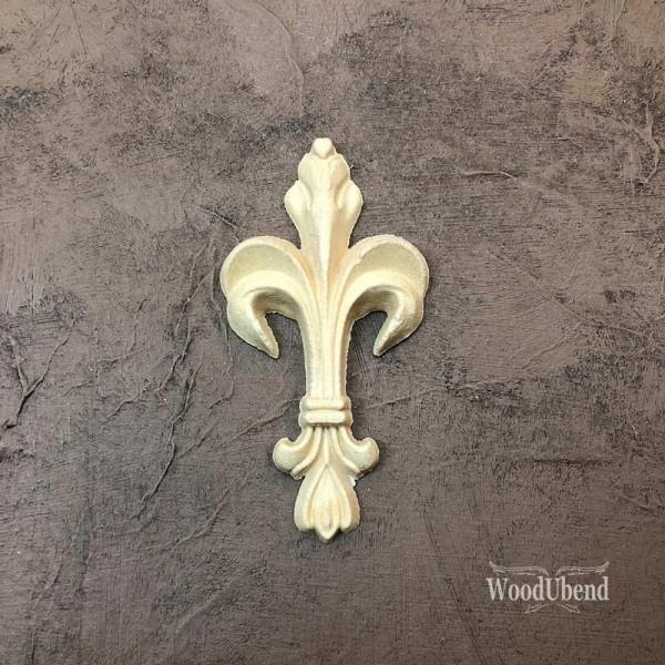 WoodUbend Plume - Ornament - 10 x 5,5 cm-Copy