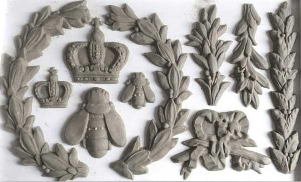 "Decor Form ""Laurel"" - Iron Orchid Designs (IOD)"