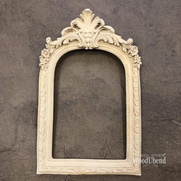 WoodUbend Frame/Rahmen Ornament 20 x 12,5 cm