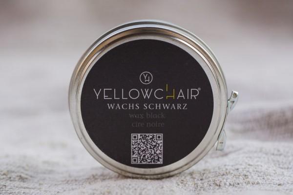 Yellowchair Wachs schwarz 75 ml