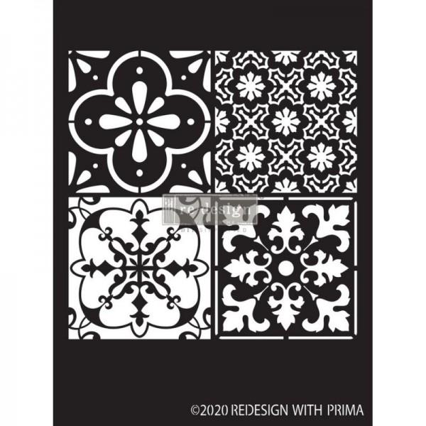 Decor Schablone Coastal Tile von ReDesign