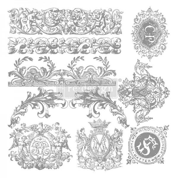 Decorstempel Chateau de Saverne von Redesign-