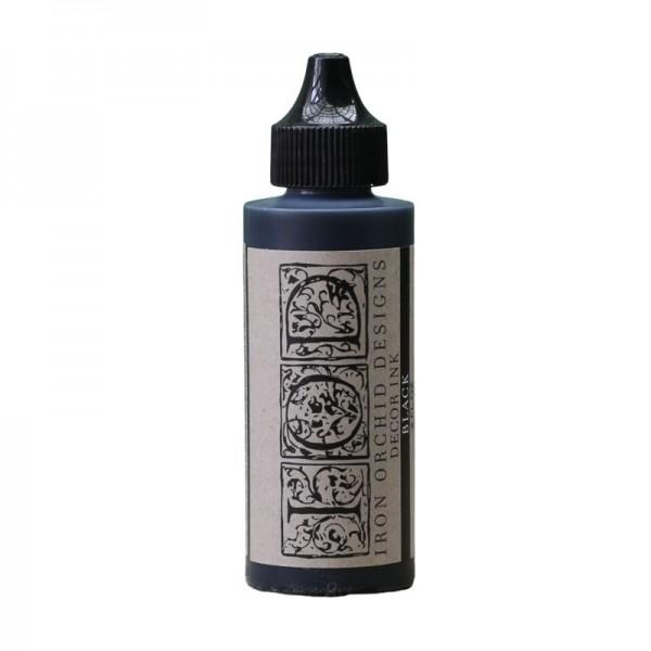 Tinte schwarz - Iron Orchid Designs (IOD)