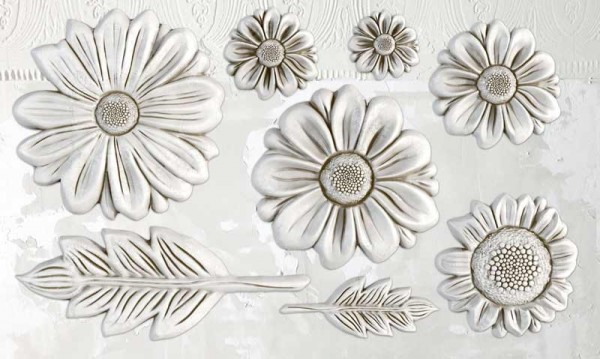 """Decor Form """"He Loves Me"""" - Iron Orchid Designs (IOD)"""