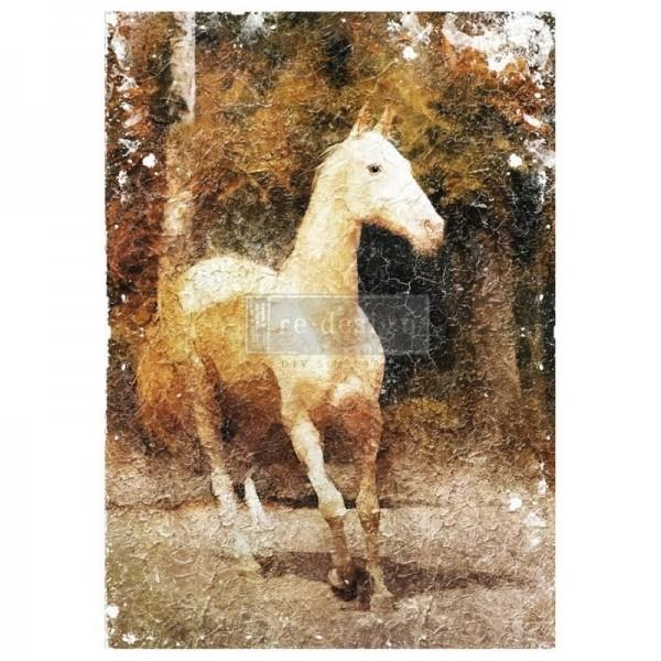 "Mulberry Tissue Papier ""White Majesty"" A1 59,4 x 84,1 cm"