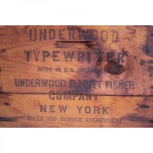 "Decoupage Tissuepapier ""Underwood Crate"" 50,8 x 76,2 cm von Roycycled Treasure"