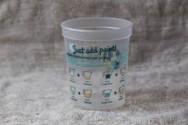 Saltwash Mixbecher klein, Fassungsvermögen 450 ml