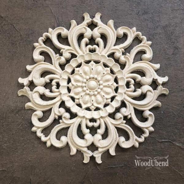 WoodUbend Centerpiece - Ornament - 14,5 x 14,5 cm