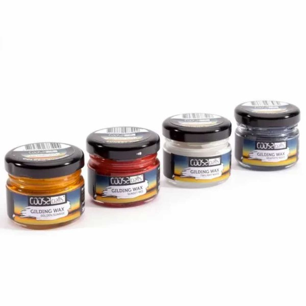 Coosa Crafts Gilding Wax Set - Twilight Set