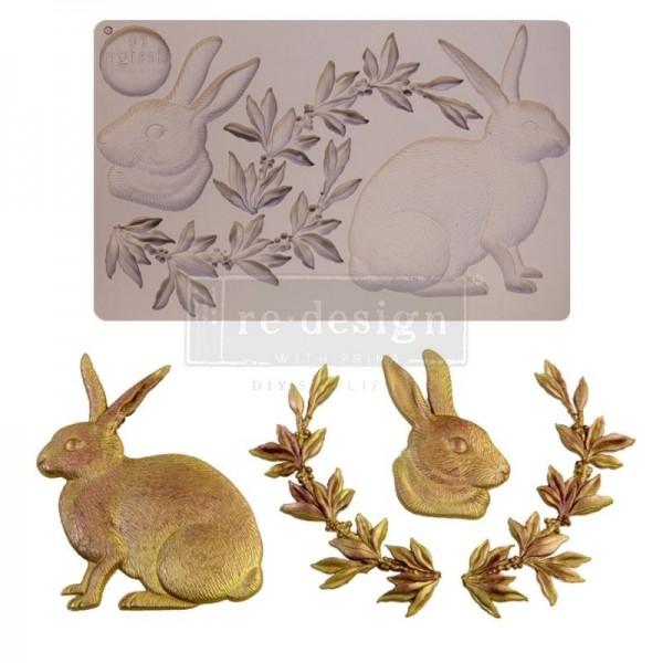 "Decor Form ""Meadow Hare"" von ReDesign"