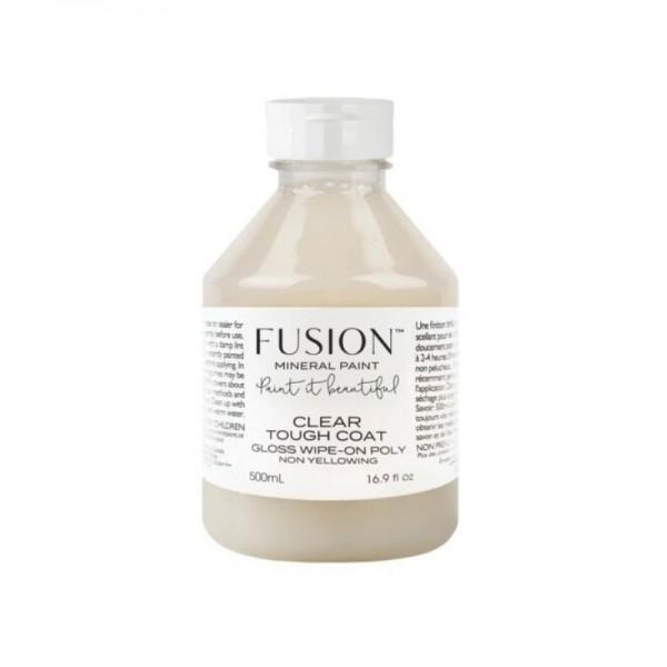 Clear Tough Coat - Gloss / glänzend - Fusion, 500 ml