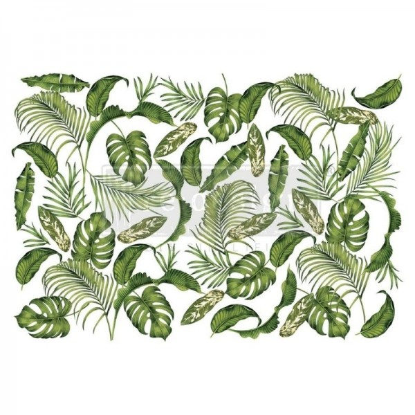 "Transfer ""Tropical Paradise"" 111,76 x 76,2 cm von Redesign"