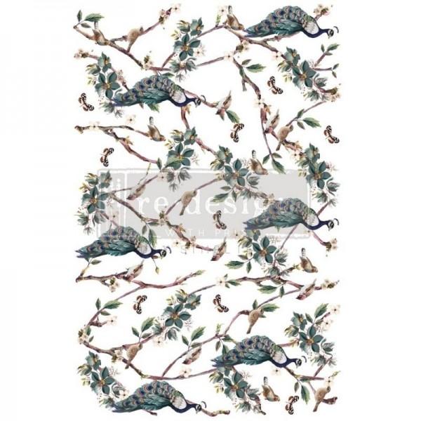 Transfer Avian Sanctuary - 2-teilig - 60,96 x 88,50 cm von ReDesign