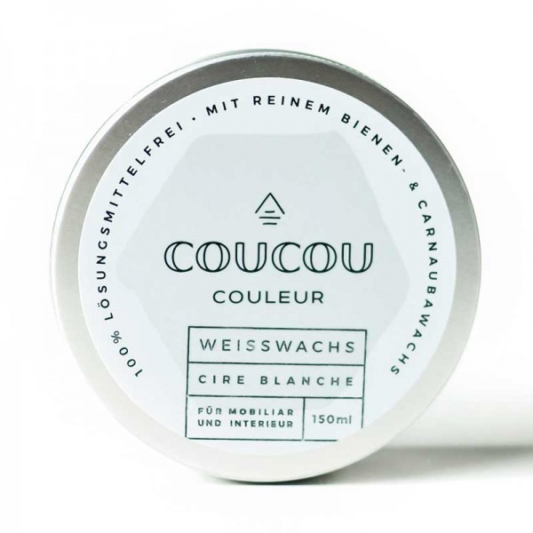 Weißwachs - Coucou Couleur 150 ml