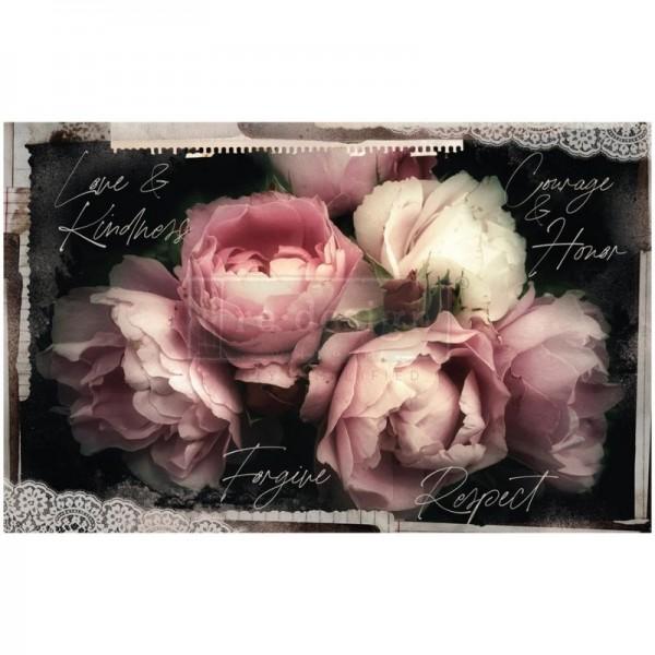 """Decoupage Tissue Papier """"Zara"""" 48,26 x 76,20 cm von Redesign"""