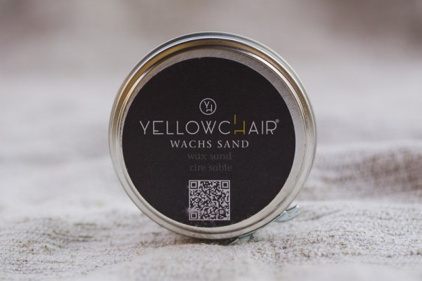 Yellowchair Wachs sand 75 ml
