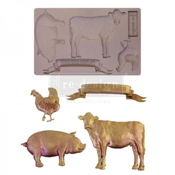 """Decor Form """"Farm Animals"""" von ReDesign"""