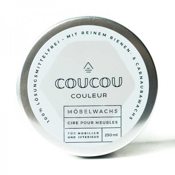Möbelwachs - Coucou Couleur 250 ml