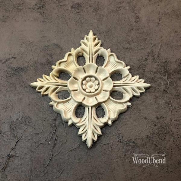 WoodUbend Centerpiece - Ornament - 9,5 x 9,5 cm
