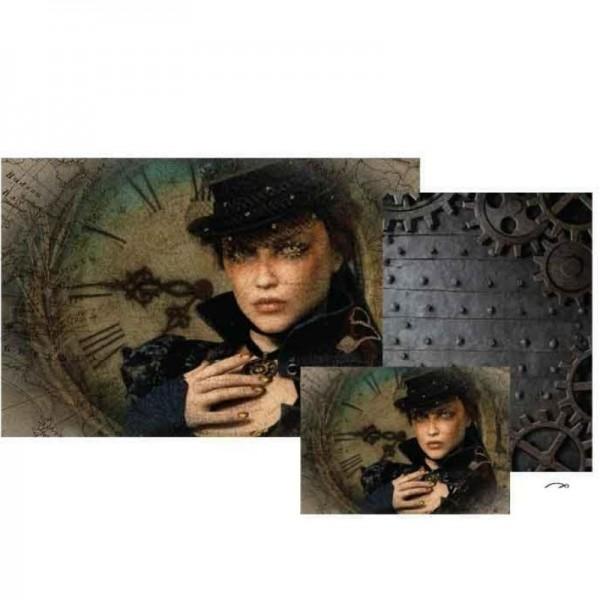 """Decoupage Papier Set """"Katerina"""" von Grace on Design"""