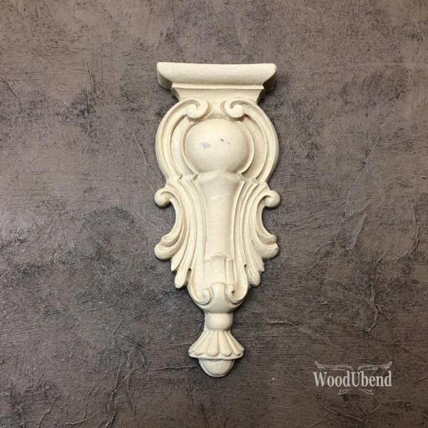 WoodUbend Plume - Ornament - 15 x 6,4 cm