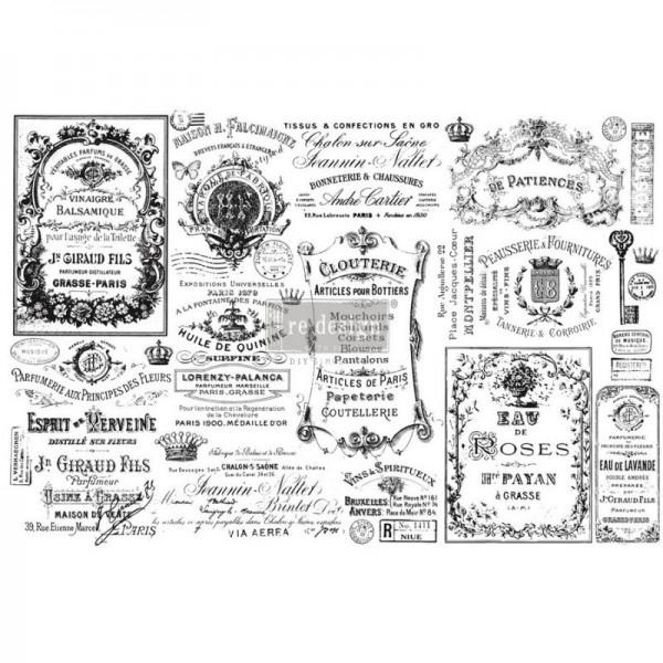 """Decoupage Tissue Papier """"Chloe"""" 48,26 x 76,20 cm von Redesign"""