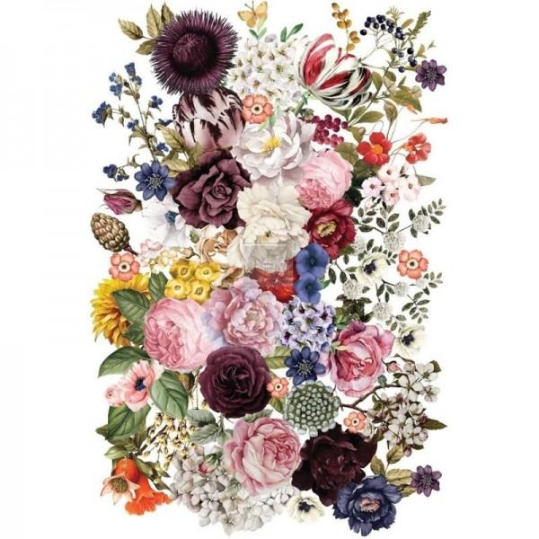 """Transfer """"Wondrous Floral"""" 56,13 x 87,38 cm von Redesign"""