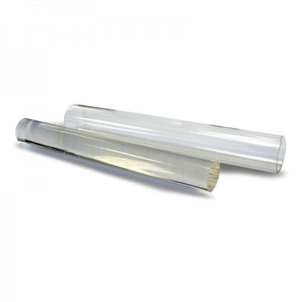 Roller für Clay - Set mit 2 Stck. ca. 20 cm Länge, d= 2,5 cm / 3 cm