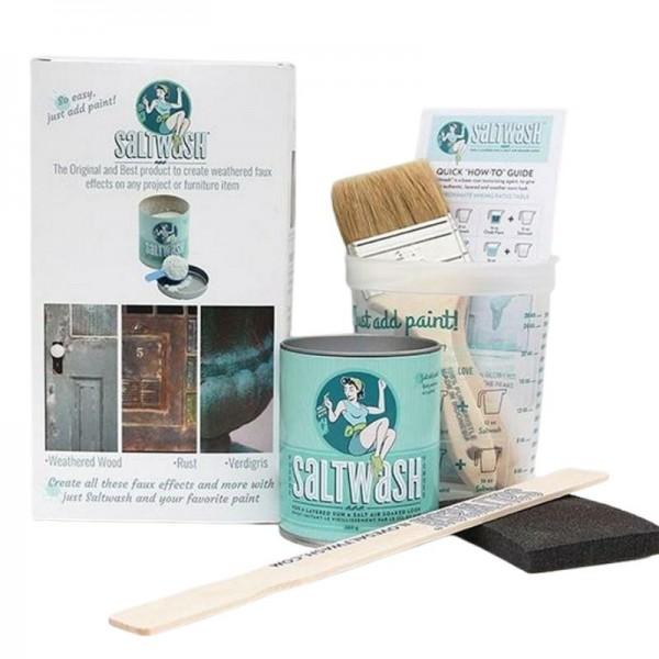 Saltwash Faux Effects Kit - für ca. 1,4 - 1,9 qm Fläche