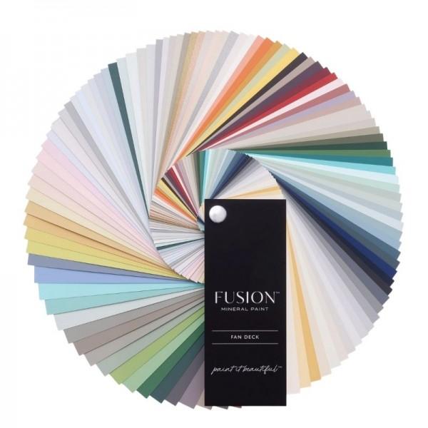 """Farbkarte """"Fandeck"""" Fusion Mineral Paint"""