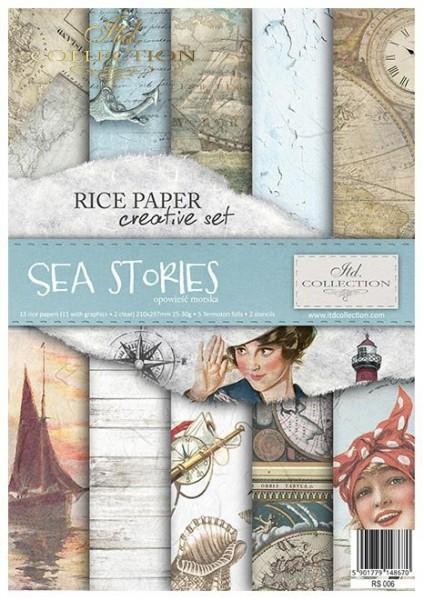 "Creative Set ""Sea Stories"""