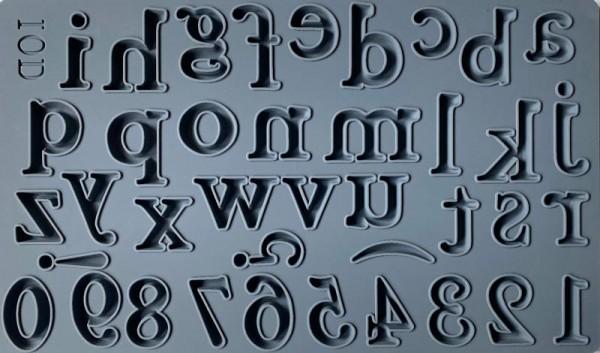 """Decor Form """"Harper"""" - Iron Orchid Designs"""