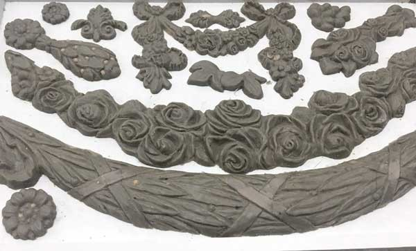 "Decor Form ""Swags"" - Iron Orchid Designs (IOD)"