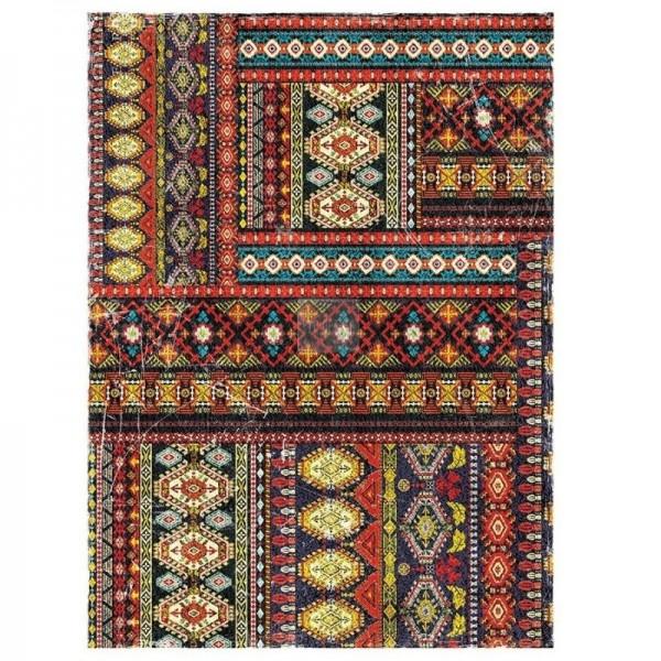 """Transfer """"Western Tapestry"""" 58,42 x 76,2 cm von Redesign"""
