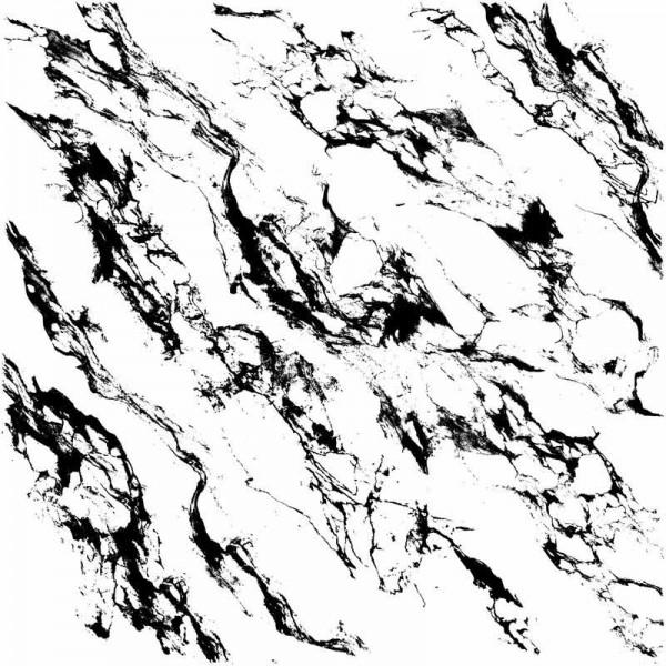 "Decor Stempel ""Carrara Marble"" - Iron Orchid Designs (IOD)"