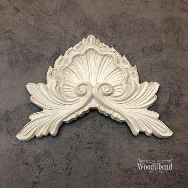 WoodUbend Plakette / Ornament 22 x 13 cm